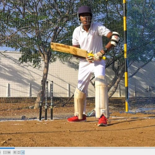 Sports Page- Cricket